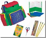 Annual School Supplies for                       Elementary Student $50.00